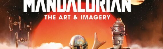 [LIVRE] – The Mandalorian : Encore 3 couvertures pour le 2ème volume The Art and the Imagery