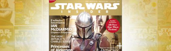Star Wars Insider: Le numéro 200!