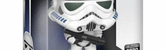 Funko Pop – The Entertainer : Un Stormtrooper ESB de 10 pouces en exclusivité