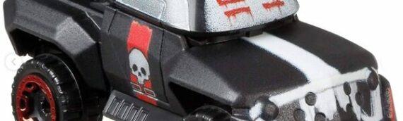 Hotwheels – La prochaine vague accueillera le premier véhicule The Bad batch