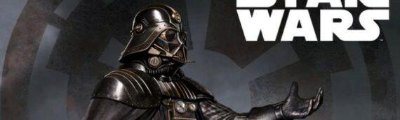 Kotobukiya – Artist Series : Darth Vader par Adi Granov