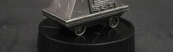 MYC Sculptures : La MSE-6 Mouse droïde en précommande