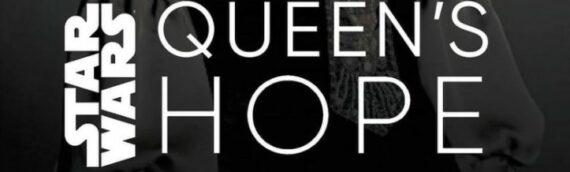 """Un troisième roman pour Padmé dans """"Queen's Hope"""" par E.K Johnston"""