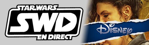 Star Wars en Direct – L'affaire Gina Carano