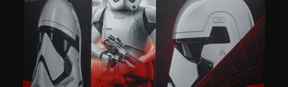 HASBRO – The Black Series First Order Stormtrooper Helmet