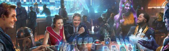 "L'hotel ""Star Wars: Galactic Starcruiser"" de Walt Disney World se dévoile en vidéo"