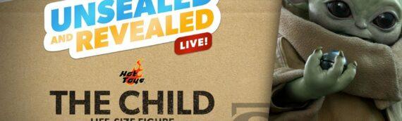 Sideshow Collectibles – Unboxing du Child Life-Size de Hot Toys en vidéo