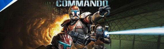 """Star Wars Republic Commando Remastered"" arrive sur Playstation et Switch"