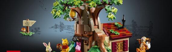 LEGO IDEAS – 21326 Winnie the Pooh
