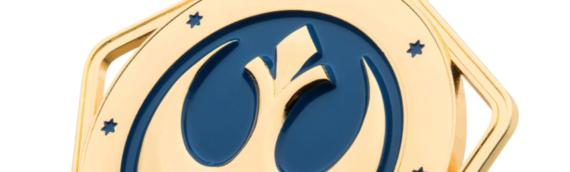 Réplique du médaillon de la République – Une exclusivité Zavvi