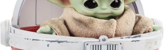 Mattel : Grogu et son Landau en précommande