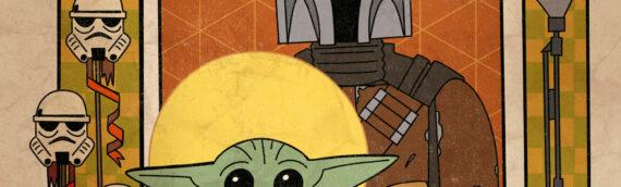 Brian Kesinger : 4 nouvelles illustrations