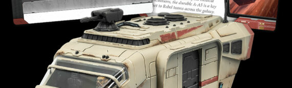 Atomic Mass Games – Legion : Deux nouveaux véhicules pour vos troupes.