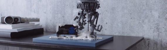 LEGO Star Wars – R2-D2 UCS dévoilé dans un petit teaser