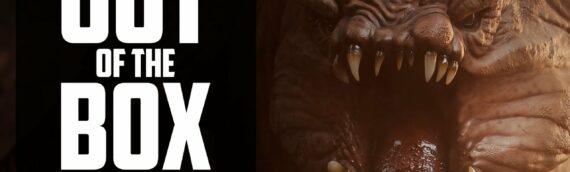 Sideshow Collectibles – La statue du Rancor se dévoile en vidéo