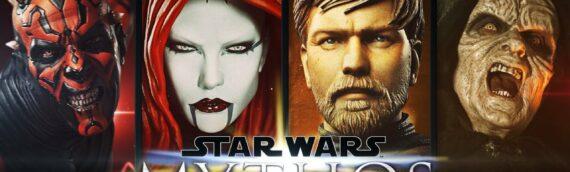 Sideshow Collectibles présente la gamme Star Wars Mythos en vidéo