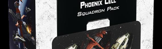 """X-wing Miniatures : Présentation du nouveau pack de l'escadron """"Phoenix"""""""