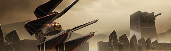 X-Wing Miniature – Zoom sur le set Skystrike Academy Squadron