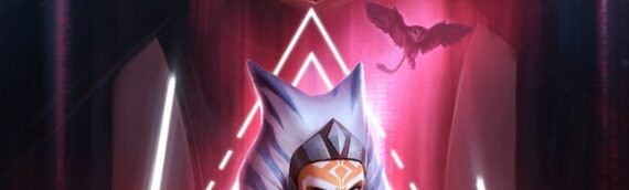 Sideshow – Fine art print : AHSOKA TANO: BETWEEN WORLDS par Darren Tan