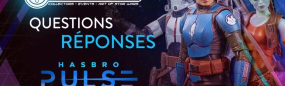 HASBRO – Questions / Réponses avec les équipes Star Wars après les annonces du Fan Fest