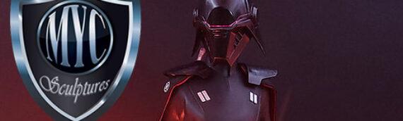 "MYC Sculptures – ""Star Wars Jedi Fallen Order"" 2'nd Sister 1/4 Scale Statue"