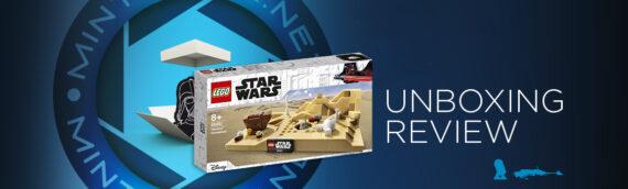 [Mintinbox opens the Box] LEGO Star Wars 40451 Tatooine Homestead