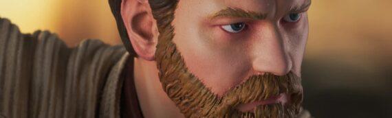 Gentle Giant : La statuette Milestone d'Obi-Wan Kenobi (ROTS)