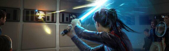"""Un prototype de """"vrai"""" Sabre Laser dévoilé par Disney"""