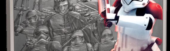 """New Zealand Mint : L'Executioner trooper fait son arrivée dans """"Les Gardes de l'Empire"""""""