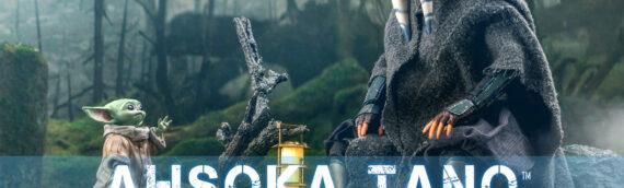 Hot Toys – The Mandalorian : Set Deluxe Ahsoka Tano et Grogu