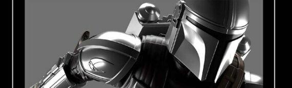 BANDAI : La figurine de The Mandalorian en Beskar pour le mois de Juillet