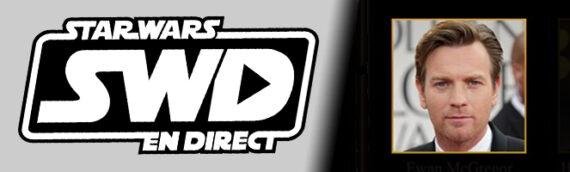 Star Wars en Direct – Express – Le cast de la série Obi-Wan Kenobi