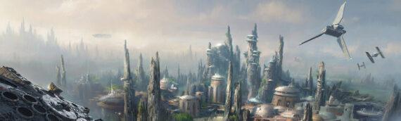 The Art of Star Wars Galaxy Edge se dévoile en images