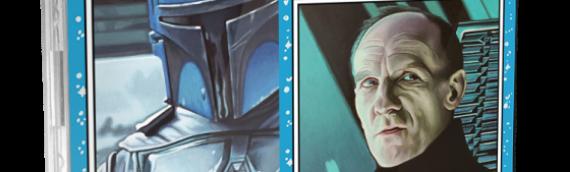 Topps : Le Général Quinn et Axe Woves, les deux personnages de cette semaine