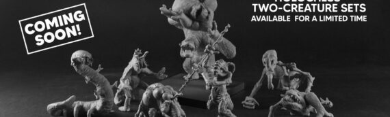 Regal Robot : Un aperçu en vidéo des figurines du Dejarik