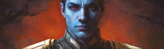"""""""Star Wars Thrawn Ascendancy Book II: Greater Good"""" en édition collector !"""