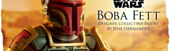 Sideshow Collectibles – Boba Fett Designer Collectibles Figure