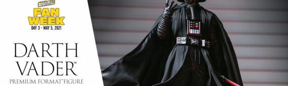 Sideshow Collectibles – Darth Vader Premium Format (V4)