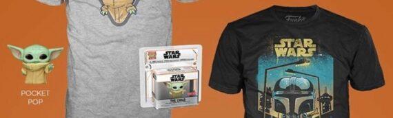 TARGET – Des packs Funko Star Wars exclusifs en approche