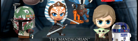 HOT TOYS – Cosbaby The Mandalorian Season 2