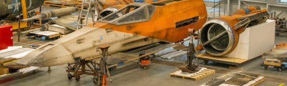 National Air and Space Museum de Washington DC exposera un Xwing en 2022