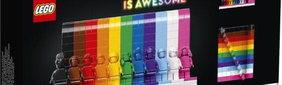 LEGO – 40516 Everyone is Awesome le nouveau set pour tous