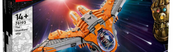 LEGO – Tous les sets Marvel de cet été se dévoilent