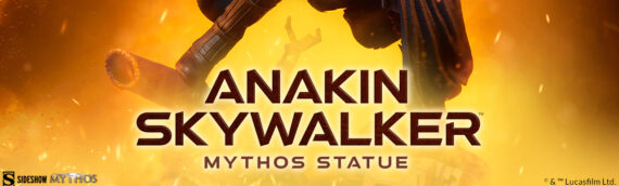 Sideshow Collectibles – Preview Anakin Skywalker Mythos Statue