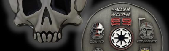 Ryloth Relics – Coin et patch inspirés de The Bad Batch