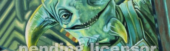 Topps Star Wars Living Set : Boolio et le Dr Pershing, les deux nouveaux personnages réalisés par Kris Penix
