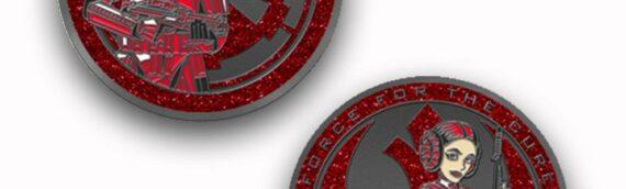 Force for the cure : Le traditionnel coin aussi décliné en rouge