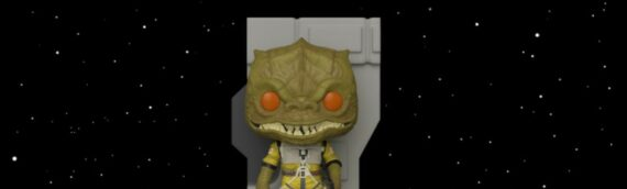 Funko – The bounty hunter collection : Bossk rejoint Boba sur le diorama