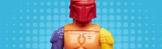 Hasbro – Retro Collection Series : Un Boba tout en couleur