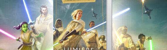 [Des étoiles et des lettres] Critique littéraire – La lumière des Jedi